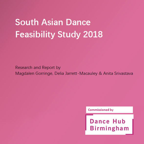 South Asian Dance - Feasibility Study 2018